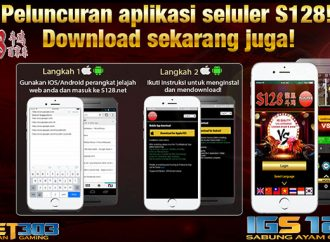 Cara Download Aplikasi S128 Sabung Ayam Android